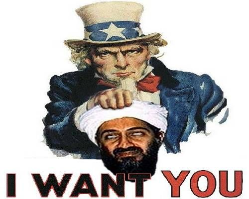Uncle Sam Wants You Parody 9/11: Uncle Sam to Bin...