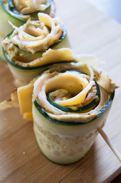 Turkey and Cheese Cucumber Roll-Ups are the perfect low calorie snack. They are easy to make, nutritious and satisfying.