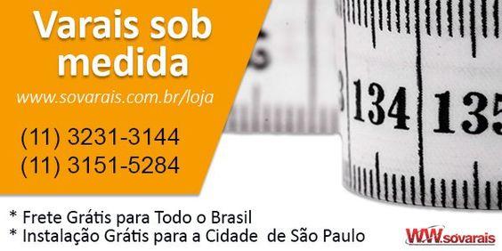 Twitter  Varais Sob Medida? É na Sóvarais www.sovarais.com.br/orcamento #varais #varal #varalsobmedida #varalpersonalizado