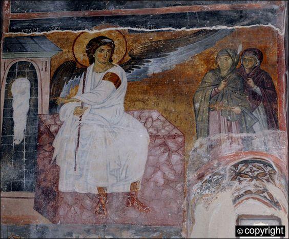 Manastir Mileševa, Beli anđeo