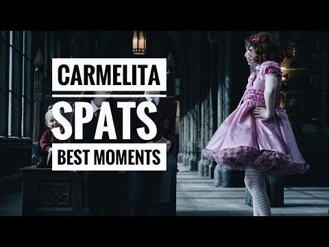 Carmelita Spats Best Moments A Series Of Unfortunate Event