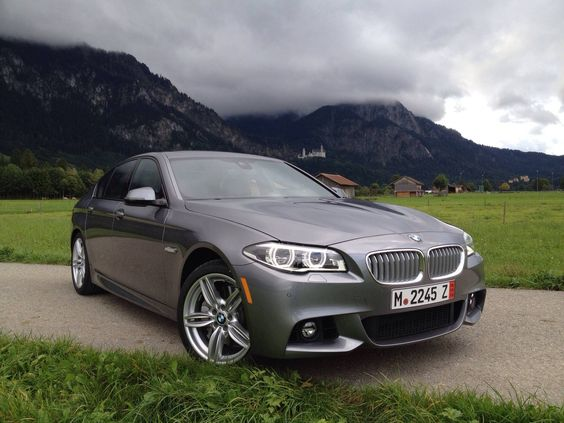 2014 550i xDrive, MSport, Space Grey with Mocha/Anthracite interior