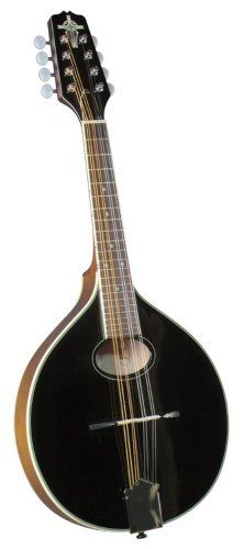 Trinity College TM-250B Celtic Mandolin (Black Finish) by Trinity College. $548.63. The Trinity College TM-250B Mandolin is designed for traditional Celtic music though they are used un a wide variety of other styles as well.Top quality , all solid wood construction. The traditional style body is complemented by an elegant snakehead peghead with distinctive abalone inlay in the black and white overlay. This fine instrument has a Black Finish.