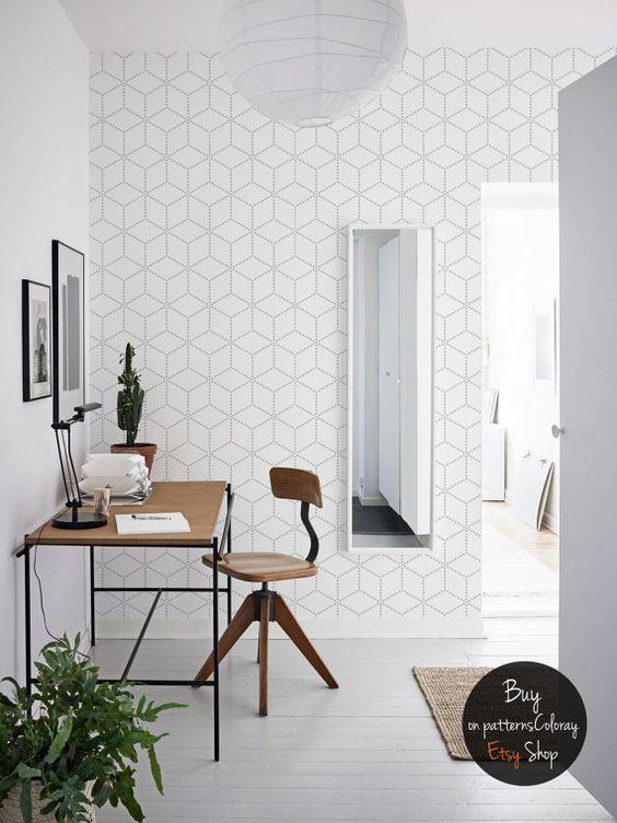 Wandgestaltung Ideen Für Moderne Und Attraktive Einrichtungen |  Wandgestaltung | Pinterest