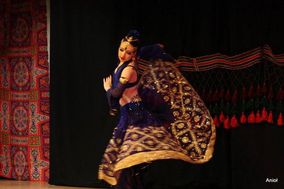 Tribal Fusion Belly Dance Art Persian