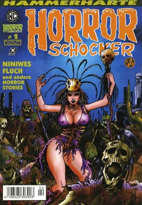 Horrorschocker #2
