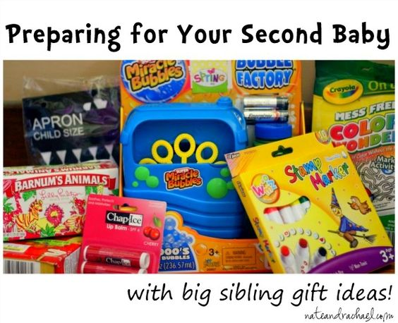 Baby gift ideas for second child : Second time around preparing for the baby