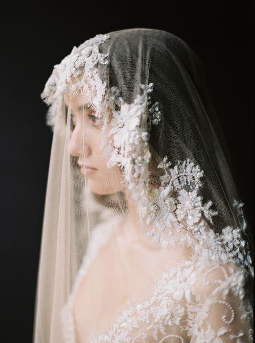 Dark And Moody Old World Feminine Bridal Inspiration Wedding