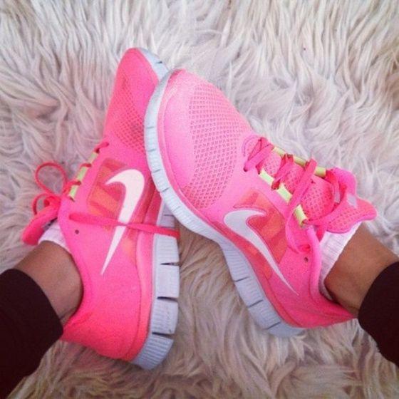 Nike shoes cheap, Pink nikes, Nike free