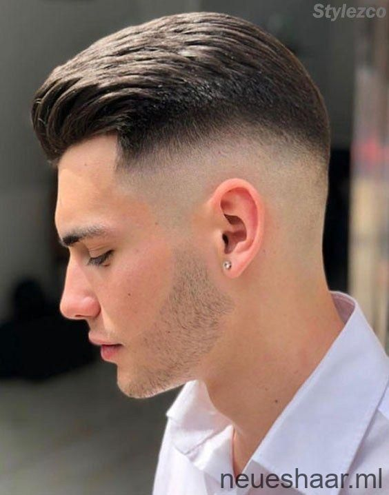 Moderne Ideen Fur Manner Frisur Fur 2018 Mit Stilvollem Look In Diesem Beitrag Mens Haircuts Short Mens Hairstyles Short Cool Hairstyles For Men