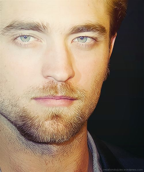 His eyes are my Kryptonite…..  it's like being lost in heaven, when I'm lost in your eyes…