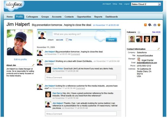 intranet screenshots - Google Search Intranet - People Finder - customer reference template