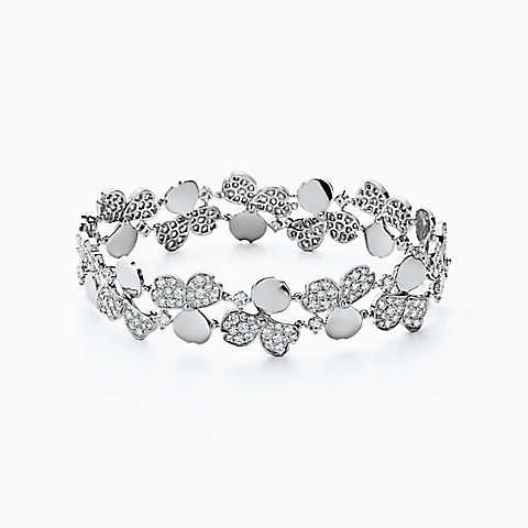 Tiffany Paper Flowers Jewelry Collection Tiffany Co Flowers