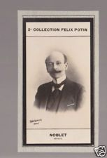 GEORGES NOBLET Theatre 1908 FRANCE FELIX POTIN CARD