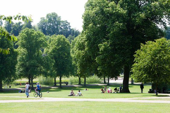 The Quarry Park, Shrewsbury