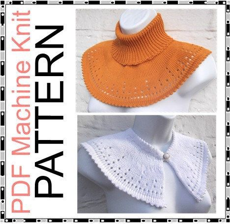 Knit cowl, Cowls and Collars on Pinterest