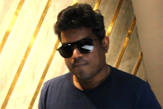 Yuvan Shankar Raja Inugurate Volt new Luxury Style Bar