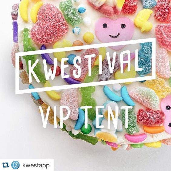 #Repost @kwestapp  Kwestival Spotlight: VIP Tent _ Tickets went on sale TODAY for the VIP Tent at the #KWESTIVAL this Saturday. (Link in bio. Limited availability!) Not only will tickets get you in the door to hang out with the @threetwelveco and @kwestapp team there will be other great local influencers there (see last night's post) as well as many sponsors / vendors that will only be accessible in the VIP tent. Tasty bites. Cool drinks. Fun prizes. Here's who will be there: _ @tsgdallas…