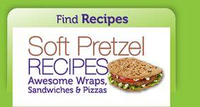 Find #FlatoutBread Recipes on their NEW pretzel bread!