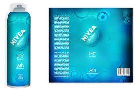 Resultado de imagem para rotulos e embalagens de desodorante