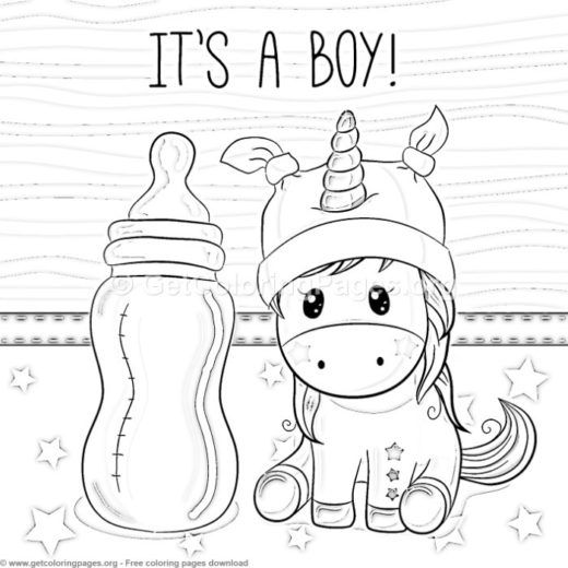 Unicorn Coloring Pages Super Coloring Page 8 Getcoloringpages