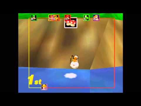 Mario Kart 64 Playthrough #7: Mirror Star Cup