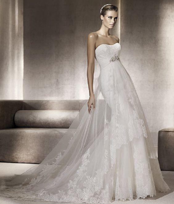 Wonderfull dress of #Pronovias Costura Collection 2012...love it