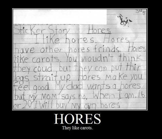 .OMG... Gotta love little kids!