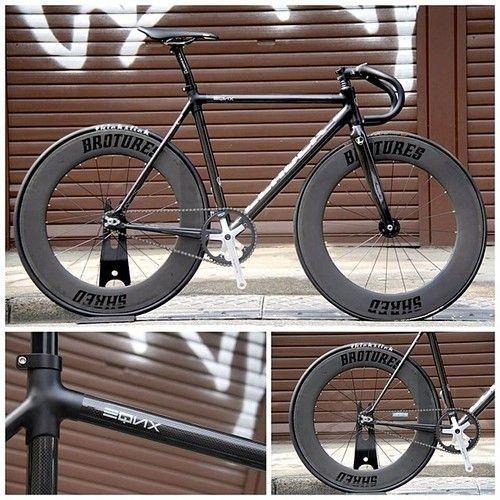Fixed Gear Bike Eqnx Vs Shred88 Custom Roadbikewomen