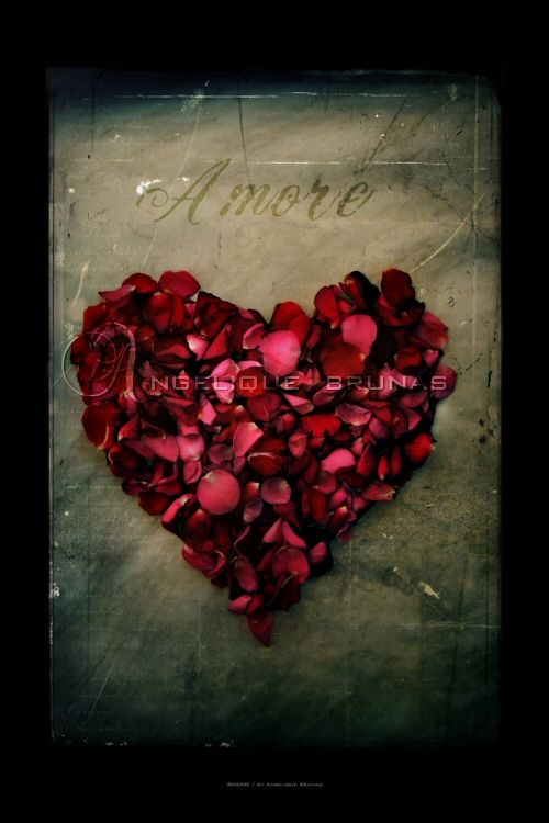 . . . Romantic heart