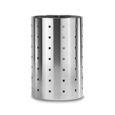 Zack 50512 Quadro Waste Paper Basket