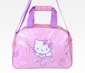Hello Kitty Duffle Bag: Ballet