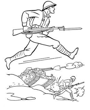 Askeri Cizimler Panosundaki Pin