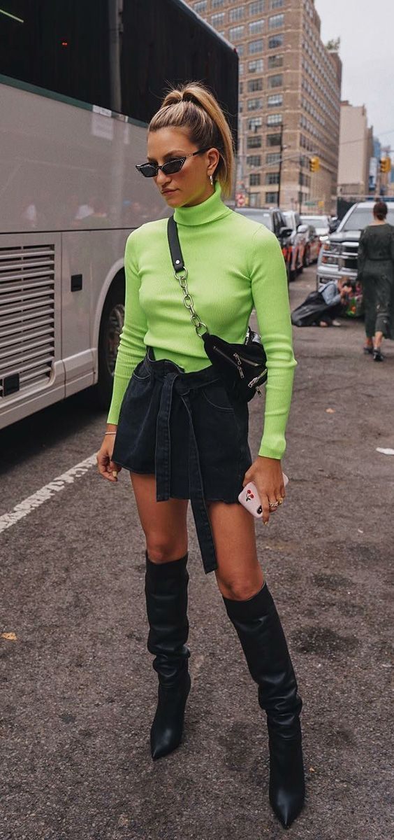 This Season's Standout Trend - Neon