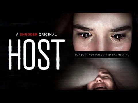 Host 2020 Movie Trailer Horror Mystery Horror Movies Up The Movie 2020 Movies