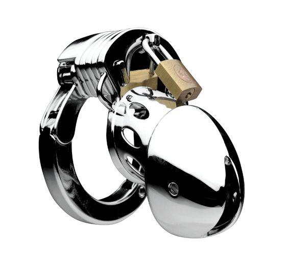 Incarcerator Adjustable Locking Chastity Cage