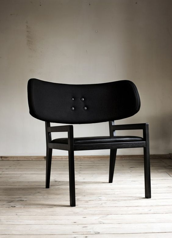 The Cartoon Chair by Gamfratesi for Swedese Armchairs, Industrial and De