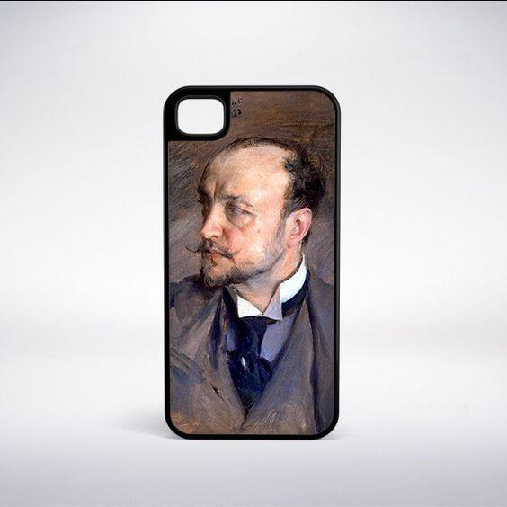 Giovanni Boldini - Self-Portrait At Montorsoli Phone Case