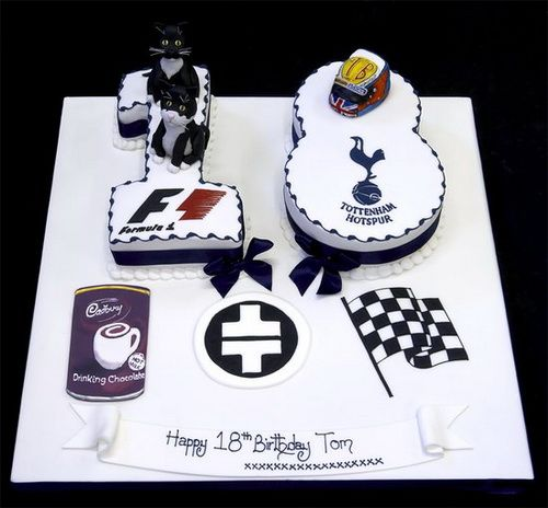 18th birthday cake ideas for boys 18th birthday cake Pinterest