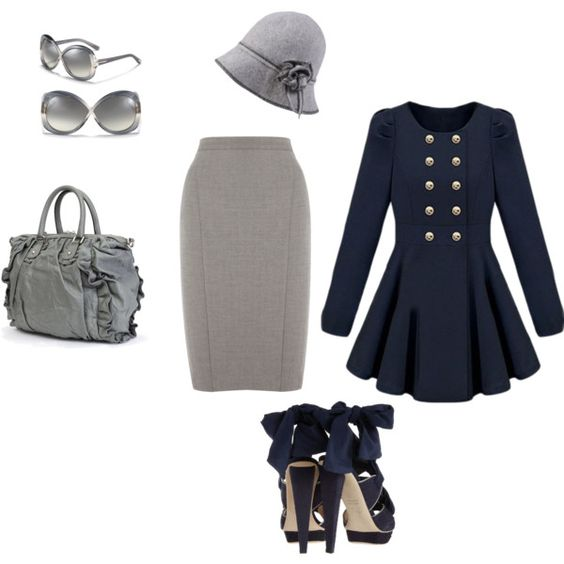 Brit Chic, created by megan-geiger on Polyvore