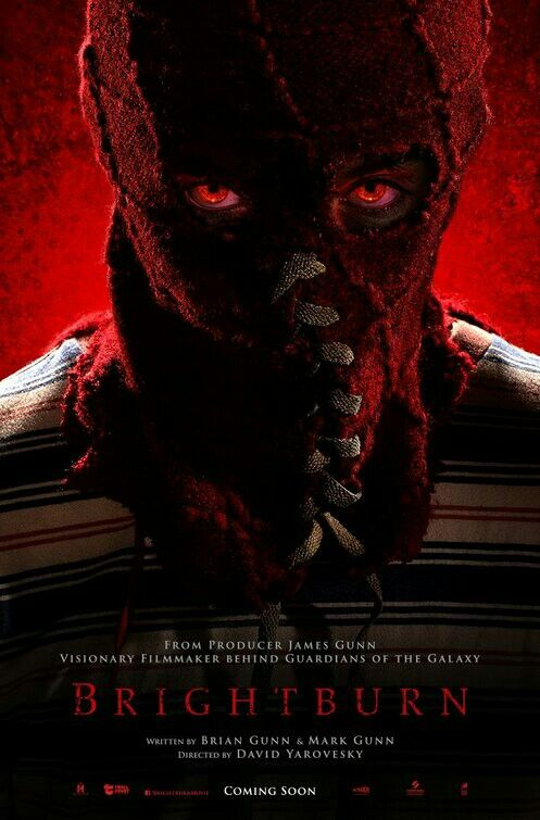 New Official Poster For Brightburn Brightburn Movieposter