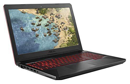 Asus Fx504 Thin Light Tuf Gaming Laptop 15 6 Full Hd 8th Gen Intel Core I7 8750h Processor Geforce Gtx 1050 Ti 8gb Ddr4 256gb M 2 Ssd Gigabi Laptop Best Laptops Gaming Notebook