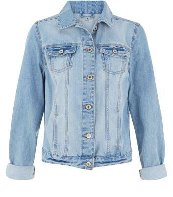 Pale Blue Denim Jacket | Coats | Pinterest | Coats, Shops and Jackets
