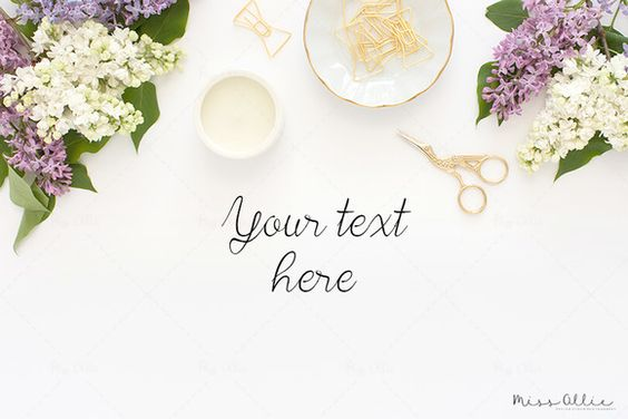 Desktop styled stock by Miss Ollie on @creativemarket