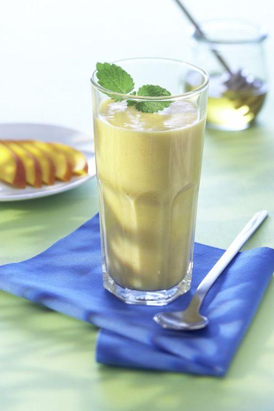 Ingwer-Mango-Drink
