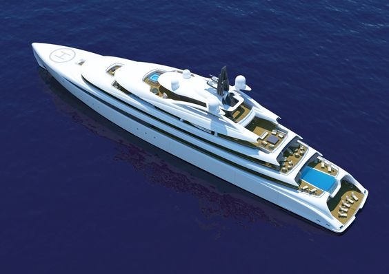 Rupert Superyacht Rear View Luxury Yachts Pinterest - Giga yacht takes luxury oil tanker sized extreme