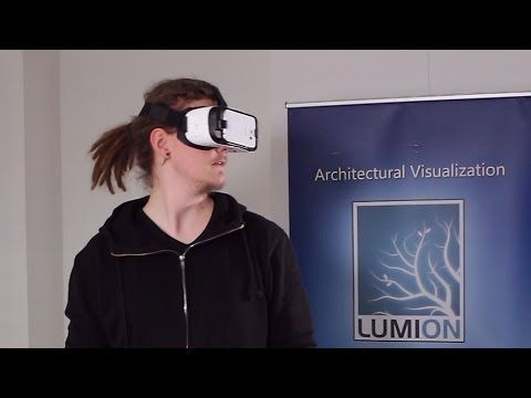Explore Virtual Reality with Lumion 6.3 - Studica Blog