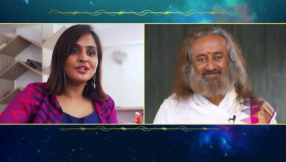 Ramya Nambeesan engages in a thought-provoking conversation with Gurudev in this week's Sinthanaigal Simplified