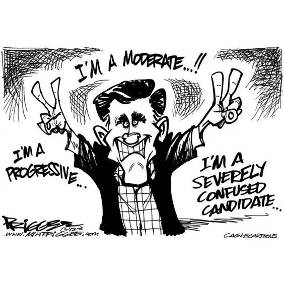 I'm...Romney!