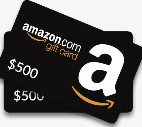 Score A 500 00 Amazon Gift Card Refer A Friend And For Each Friend That Enters The Contest You Ear Amazon Gift Card Free Itunes Gift Cards Amazon Gift Cards